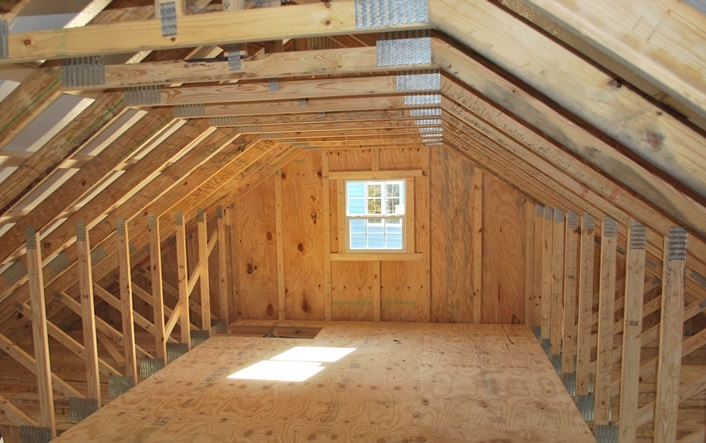 Attic Space New Ideas For New Construction Lantana Texas